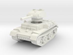 Panzer II Luchs 1/160 in White Natural Versatile Plastic
