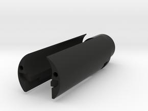 Custom Graflex Chassis Body  in Black Natural Versatile Plastic