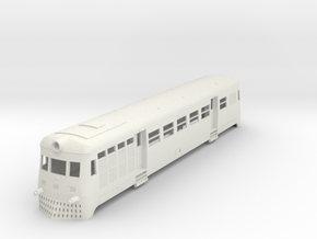 0-87-sri-lanka-ceylon-t1-railcar in White Natural Versatile Plastic