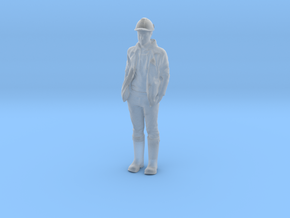 Printle C Homme 2554 - 1/87 - wob in Smooth Fine Detail Plastic