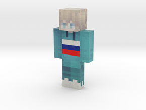 AbsolutVodkaa | Minecraft toy in Natural Full Color Sandstone