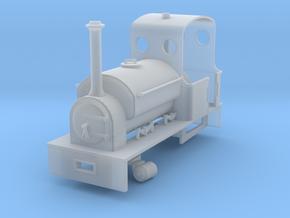 RAR Carronade Adapted in Smooth Fine Detail Plastic: 1:43.5