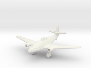 (1:144) Messerschmitt P 65 (21 March 1940) in White Natural Versatile Plastic
