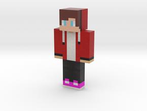 exvszen1 | Minecraft toy in Natural Full Color Sandstone