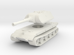 E 100 Maus 150mm 1/120 in White Natural Versatile Plastic