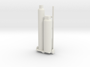 Printle Thing Oxy Acet - 1/24 in White Natural Versatile Plastic