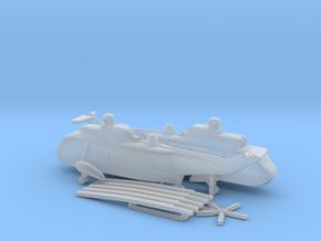 Westland WS-61 Sea King in Smoothest Fine Detail Plastic: 1:500