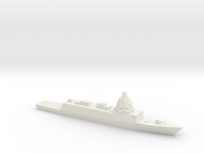 ESPS F-110 Frigate, 1/700 in White Natural Versatile Plastic