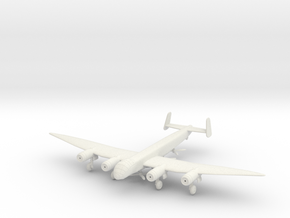 1/200 Junkers Ju-488 V-401 in White Natural Versatile Plastic