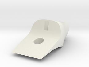 Lancair Legacy #30 Fuselage in White Natural Versatile Plastic