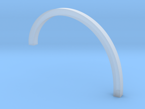1/64 Harvestore Spout in Smooth Fine Detail Plastic