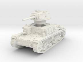 M15 42 Medium Tank 1/56 in White Natural Versatile Plastic