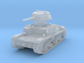 M15 42 Medium Tank 1/144 in Smooth Fine Detail Plastic