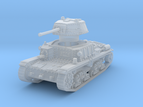 M15 42 Medium Tank 1/160 in Smooth Fine Detail Plastic