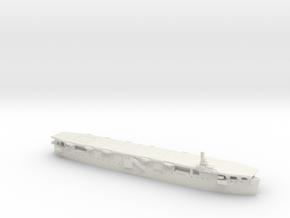 HMS Nairana 1/700 in White Natural Versatile Plastic