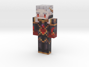 Arcfire | Minecraft toy in Natural Full Color Sandstone