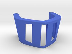 Knight Visor Toy in Blue Processed Versatile Plastic