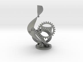 Tyler Finn LETU Swag Statue - LETU 3D Printing in Gray PA12
