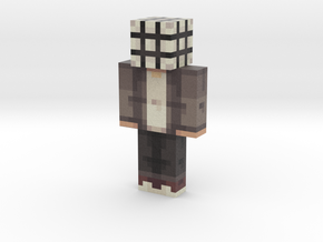 God | Minecraft toy in Natural Full Color Sandstone