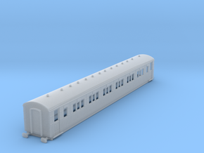 o-148fs-secr-continental-corr-first-coach in Smooth Fine Detail Plastic