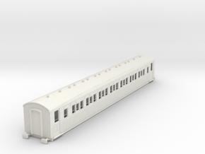 o-100-secr-continental-corr-second-coach in White Natural Versatile Plastic