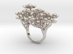 Minof - Bjou Designs in Rhodium Plated Brass