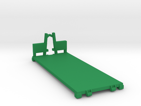 M1077 PLS Flat Rack in Green Processed Versatile Plastic: 1:144