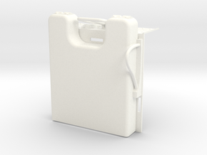 1/4.8 EVACPAC FOR A4 CARF MODEL (A) in White Processed Versatile Plastic