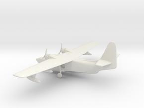 Grumman HU-16 Albatross in White Natural Versatile Plastic: 1:200