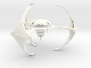 Deepspace 5 Outpost in White Processed Versatile Plastic