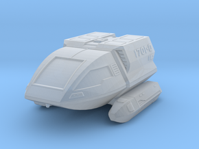 ST Type6 shuttle TNG in Smoothest Fine Detail Plastic: 1:200