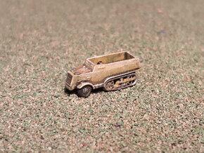 Unic P107 U 304(f) Halftrack (1. Series) 1/285 in Smooth Fine Detail Plastic