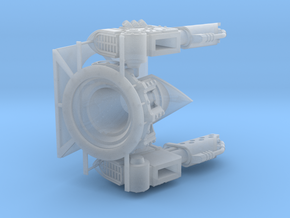Soritas immolator upgrade for rhino in Smooth Fine Detail Plastic