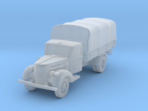 Ford V3000 early (covered) 1/144 in Smooth Fine Detail Plastic