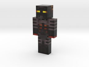 UnPhair | Minecraft toy in Natural Full Color Sandstone