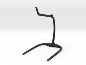 The Expanse: 100mm Stand V2 in Black Natural Versatile Plastic