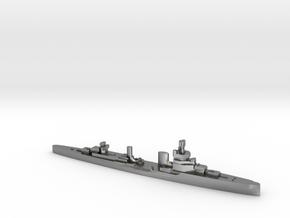Bartolomeo Colleoni cruiser 1:3000 WW2 in Natural Silver