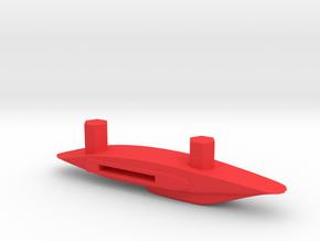 """P-51 """"Dago Red"""" Belly in Red Processed Versatile Plastic"""