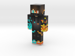 Przemek555 | Minecraft toy in Natural Full Color Sandstone
