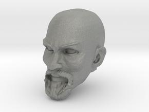 Safwan Head bald 1 in Gray PA12