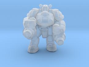 Starcraft 1/60 Terran Heavy Marauder small 4 games in Smooth Fine Detail Plastic