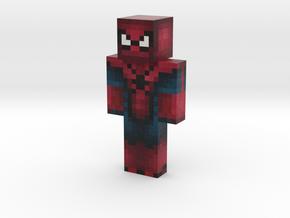 JamesBondFTW | Minecraft toy in Natural Full Color Sandstone
