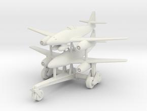 (1:144) Mistel IV (Me 262 A1/A2 + Me 262 A) in White Natural Versatile Plastic