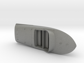 Tritone Riva in Gray Professional Plastic: 1:64 - S