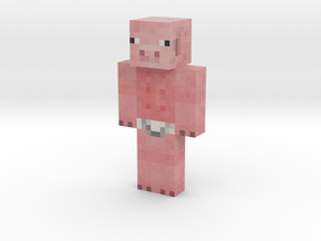 DavisNozoki | Minecraft toy in Natural Full Color Sandstone