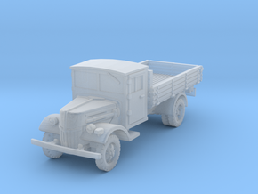 Ford V3000 late (open) 1/200 in Smooth Fine Detail Plastic
