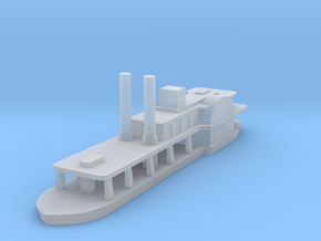 1/1200 Transport Steamer Chickamauga in Smooth Fine Detail Plastic