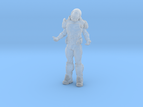 Printle V Homme 2082 - 1/87 - wob in Smooth Fine Detail Plastic