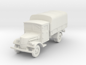 Ford V3000 late (covered) 1/120 in White Natural Versatile Plastic