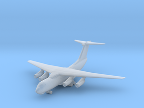 IL-76 in Smooth Fine Detail Plastic